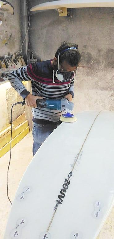 reparateur surf biarritz